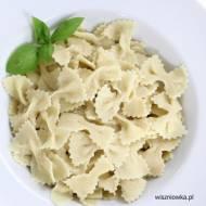 6 błędów, jakie popełniamy przygotowując makaron po włosku