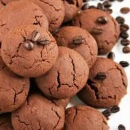 Bardzo kruche ciasteczka kawowe