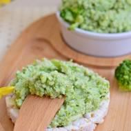 Pasta jaglano-brokułowa