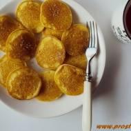 Bezglutenowe racuchy z mąką łubinową ( bez jajek, mleka )