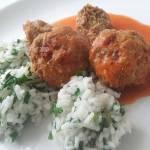 Klopsiki w sosie pomidorowym z Pliska Honey