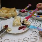 Naleśniki z białym serem- idealne