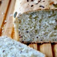 Chleb pszenny, drożdżowy, na kwasie z kiszonych ogórków