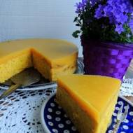 Ciasto dyniowe z kaszy jaglanej z chia