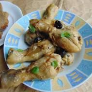 Kurczak po marokańsku.