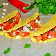 Tacos z ciecierzycą