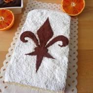 Włoskie ciasto karnawałowe - Schiacciata alla fiorentina