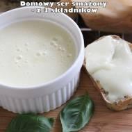 Domowy ser smażony - z 3 składników