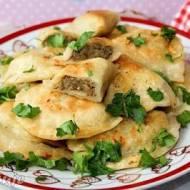 Pierogi z soczewicą i ziemniakami (farsz kurpiowski)