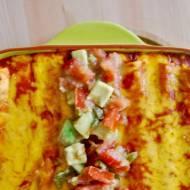 Serowe enchiladas