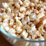 Dietetyczny popcorn na słodko :)