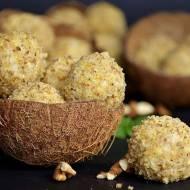 Orzechowo- kokosowe bajaderki jaglane