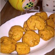 Orzechowe ciasteczka z musli (szybkie)