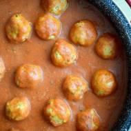 Pulpeciki w sosie pomidorowym - dietetyczne, fit :)