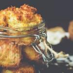 Ciastka kokosowe paleo (bez glutenu i zbóż)