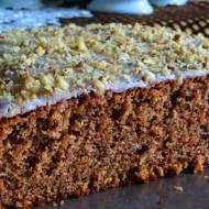 Ciasto Marchewkowe z Orzechami