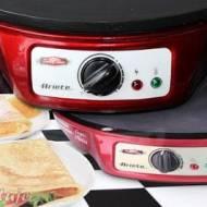 Crepe Makers - Ariete - urządzenie do naleśników - recenzja