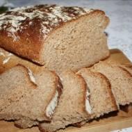 Żytni chleb zagrodowy