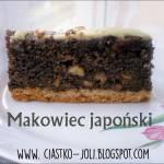Makowiec japoński ( wilgotny)