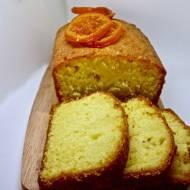 Angielskie ciasto cytrynowe- Lemon drizzle cake