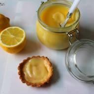Lemon curd - krem cytrynowy