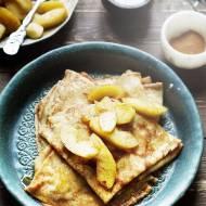 Płonące naleśniki – Crepes suzette