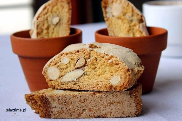 Biscotti – proste ciasteczka włoskie
