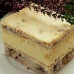 Ciasto serowo-orzechowe wg siostry Anastazji