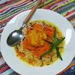 Kotleciki z indyka w sosie curry