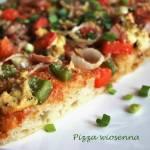Pizza wiosenna
