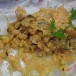 Ryba z ananasem