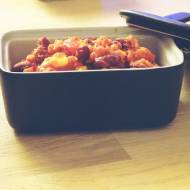 Chili sin carne - czyli Chili con carne w wersji bezmięsnej
