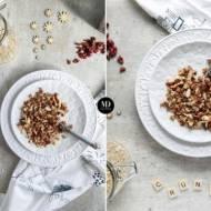 Granola z patelni, czyli domowe Musli Crunchy