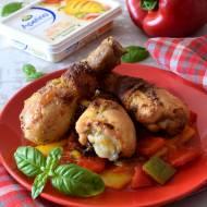 Pałki z kurczaka z serkiem Apetina