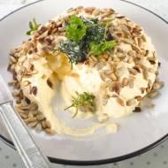 Serowa pasta ze słonecznikiem: