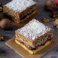 Ciasto bakaliowo-orzechowe Siostry Anastazji