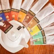 herbaciana owsianka z komosą i jabłkiem + przegląd herbat richmont