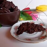 Ciastka owsiane bez cukru i tłuszczu.