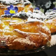 Makowe ciastka francuskie