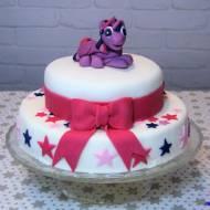 Tort piętrowy My Little Pony