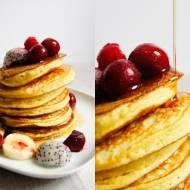 Bezglutenowe, kokosowe pancakes (5 składników)