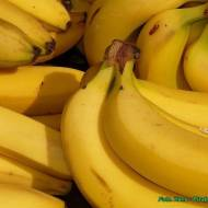 Koktajl owocowy z białkiem konopnym ( doskonały po ciężkim wysiłku fizycznym ).