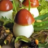 Borowiki z jajek – kuchnia podkarpacka