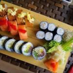 Niedzielny obiad w Ten Sushi