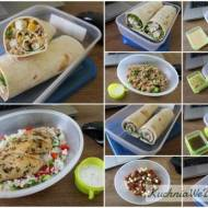 10 pomysłów naszybkie Lunchbox'y