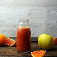 Pomarańczowy koktajl