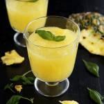 Kisiel ananasowy