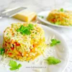 Szybkie risotto warzywne