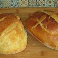 Chleb powszedni, chrupiąca skórka, pomada...