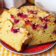 Ciasto drożdżowe / drożdżówka bez wyrastania